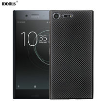 Buy Sony Xperia XZ Premium Case Luxury Carbon Fiber TPU Dirt Resistant Back Cover Phone Bags Cases Sony XZ Premium E5563 XZP for $3.59 in AliExpress store