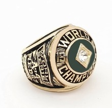 Cost Price High Quality 1972 Oakland Athletics A's Major League Baseball Championship Rings Replica Jewelry(China)