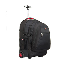 New Fashion Multi-function Travel Bag Trolley Case Shoulder Backpack Rolling Luggage Women Boarding Bag Carry On Trunk Suitcase
