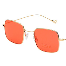 Lady Deisigner Retro Sunglasses Red Men's Clear Lens Eyeglasses Frame New Fashion China Supplier Optical Frame for Woman and Man