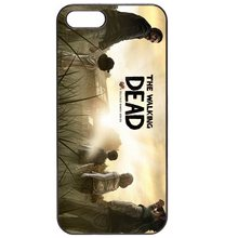 For Apple iphone 5S 5 5C SE 4S 6 6S 7 Plus 7plus Samsung Galaxy S3 S4 S5 S6 S7 Edge Phonecase Shell Cover The Walking Dead Best