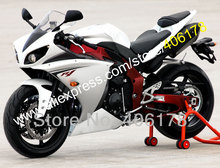 Hot Sales,For YAMAHA 2009 2010 2011 YZF-R YZF R1 YZFR1 09 10 11 YZF 1000 white bodywork Motorbike fairings (Injection molding)(China)