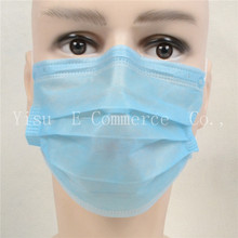Colorful  Disposable Solid Mouth Masks 200pcs Elastic Layer Medical Dustproof Surgical Face Ear Loop Face New Mouth Masks