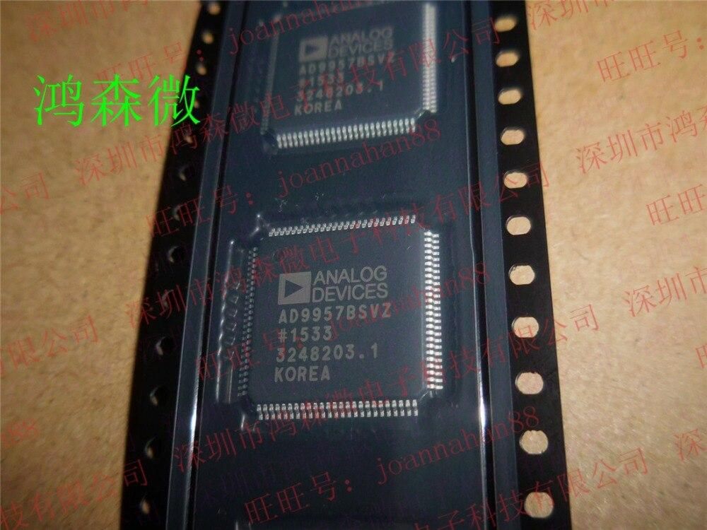 Free Shipping 30PCS AD9957BSVZ  AD9957 TQFP100 original stock sale<br><br>Aliexpress