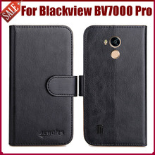 Hot Sale! Blackview BV7000 Pro Case New Arrival 6 Colors High Quality Flip Leather Protective Cover Phone Bag
