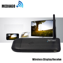 New  Wireless Display Receiver wecast  HDMI 1.3 HD output Free Wifi Receiver freewifi Projector  IOS,ANDROID,WINDOW8.1