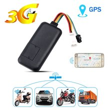 KROAK Motorcycle Vehicle Car 3G GPS Tracker Real live Tracking Device Vehicle Car Yacht Boat Bike Caravan(China)