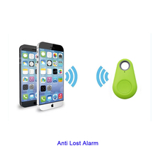 Android IOS Smart Phone Bluetooth 4.0 RFID Wireless Anti Lost Alarm Tracker Remote Control Key Finder  Detector