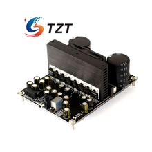 Buy IRS2092 Class D Digital Audio Amplifier Board HIFI Subwoofer Signel Channel 2500W Stage KTV for $216.21 in AliExpress store