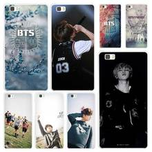 BTS Forever Young Special Album White Coque Shell Case Cover Phone Cases for Huawei P7 P8 P9 P10 Lite Mate s 7 8 9