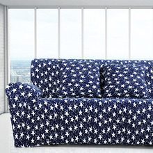 Tight Wrap All-inclusive Slip-resistant Sofa Cover Universal Elasticity Sofa Towel 1/2/3/4-Seat Different Shape Sofa 1 Piece