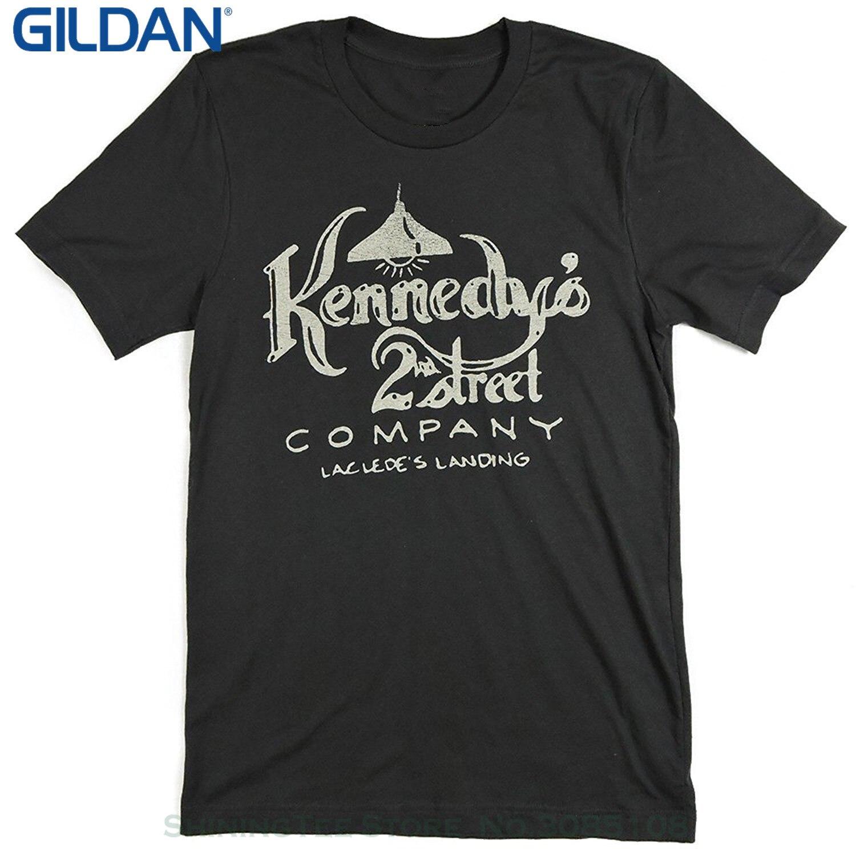 Design t shirt one direction - Gildan Print Tshirt Summer Short Kennedys 2nd Street Co Tee St Louis Bygone