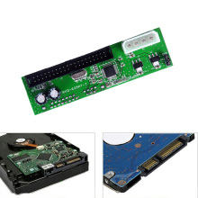PATA/CD/DVD SATA To IDE Hard Drive Interface Adapter 2.5/3.5 Inch HDD Parallel To Serial ATA Converter EM88