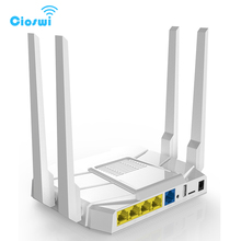 5G Gigabit wireless 3g 4g lte wi fi router 11ac dual band 1200Mbps openWRT router with 16MB Flash 512M RAM FDD/TDD LTE/WCDMA/GSM(China)