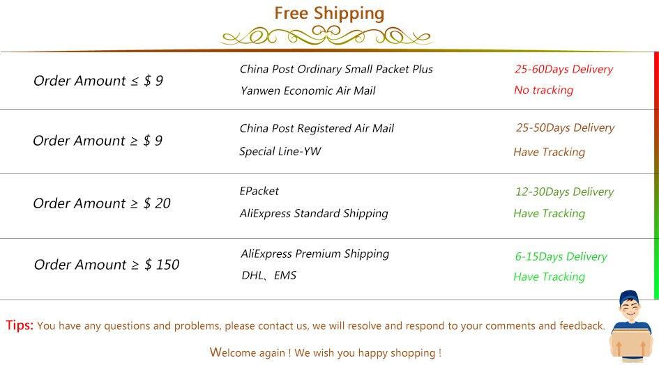 Shipping model