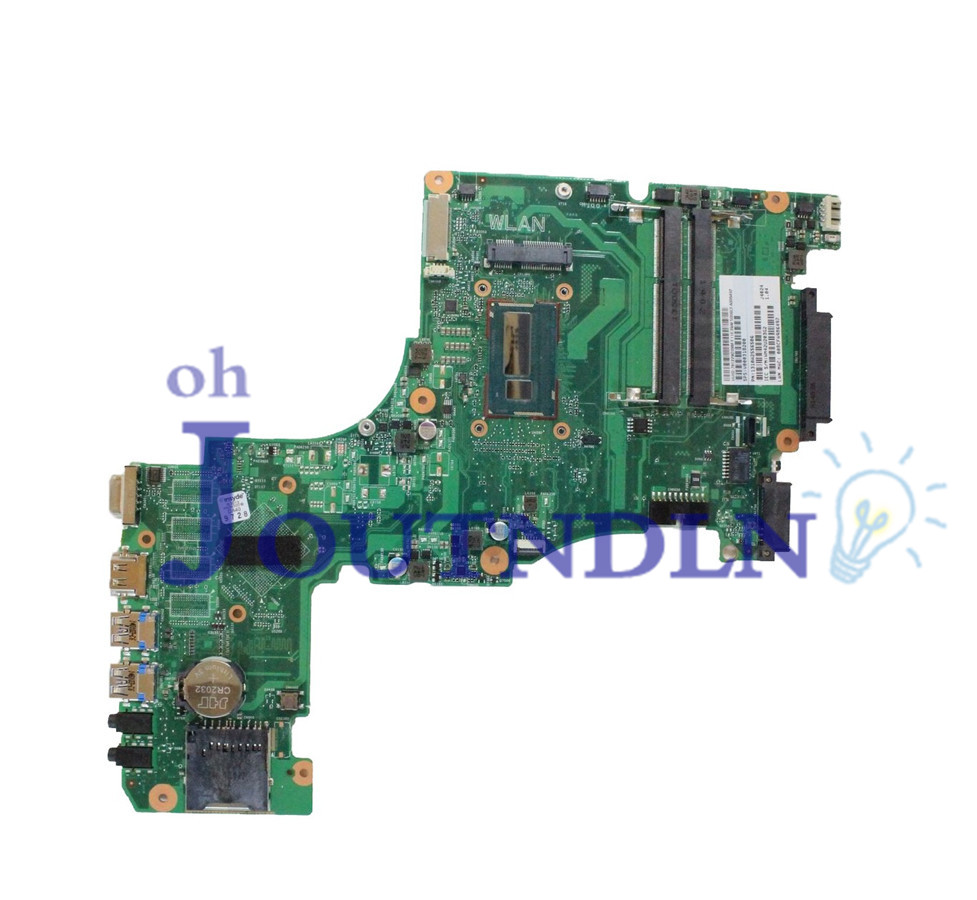 JOUTNDLN FOR Toshiba Satellite L55t Laptop Motherboard I5-4200u V000318200 DDR3L Integrated Graphics