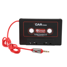 Car Cassette Player Tape Adapter Cassette Mp3 Player Converter For iPod For iPhone MP3 AUX Cable CD Player 3.5mm Jack Plug
