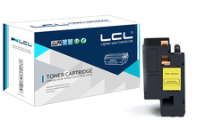 LCL C593-103125 C593103125 (1-pack) Yellow 2000 pages Laser Toner cartridge Compatible  for Dell 2130 2135