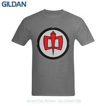 GILDAN T Shirts Short Sleeve Leisure Fashion Summer Men's The Greatest American Hero Logo T-shirt