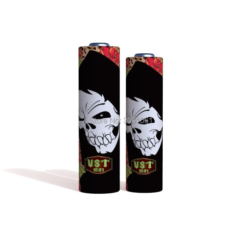Zombie battery wraps (9)