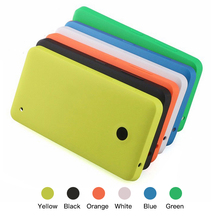 Hot Selling Back Cover For Nokia Lumia 630 N630 Housing Case Replacement Colorful Rear Battery Door Assembly