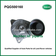 PQG500160 car drive belt tensioner for Land Range Rover Sport 05-09/10-13 Range Rover 02-09/10-12 auto tensioner pulley idler