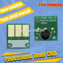 TN-512 K CMY TN512 toner cartridge chip for Konica Minolta Bizhub C224 C284 C364 C454 C554 C 454 554 color printer powder reset