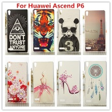 Luxury Crystal Diamond 3D case for Huawei Ascend P6 /Bling Shine Hard Protector Case Cover For Huawei P6 Cell Phone Case
