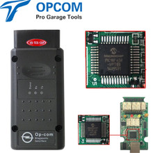 with PIC18F458 chip new 2017 OBD2 FW V1.70 Op-com / Op Com / Opcom /for opel scan tool Support flash FW update work on xp only(China)