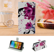 Luxury Leather Wallet  Phone Case For Lenovo A6000 K3 K30T A6010 Plus Case Glass Film Flip Shell Stand Soft TPU Back Cover