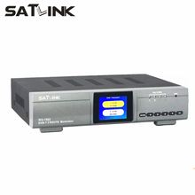 Orignal Satlink WS7992 DVB-T 2 Route Modulator 2channels satlink modulator WS-7992 HD DVB-T AV(China)