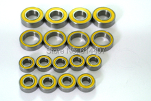 Supply HIGH QUALITY Modle car bearing sets bearing kit KYOSHO SPIDER Free Shipping