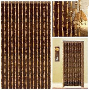 Bois perle rideaux achetez des lots petit prix bois perle rideaux en provenance de - Rideaux en perles de bois ...