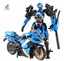 Hot Sale Transformation Robot Cars Toys Action Figures Classic Toys Gifts For Kids # NO.3302B(China)