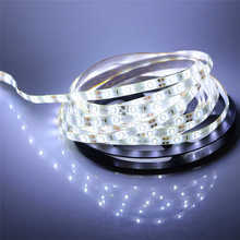 DC12V SMD 2835 LED Strip light 60LEDs/m CW / WW / R / G / B / Y / RGB LED String Ribbon Rope Tape More Brighter than 3528 3014