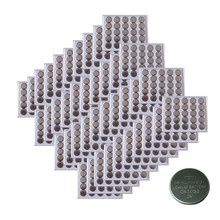 DL2032 2032 CR2032 3V 210mAh Lithium Button Coin  Battery for watches,flashlights,toys in 1000pcs Bulk