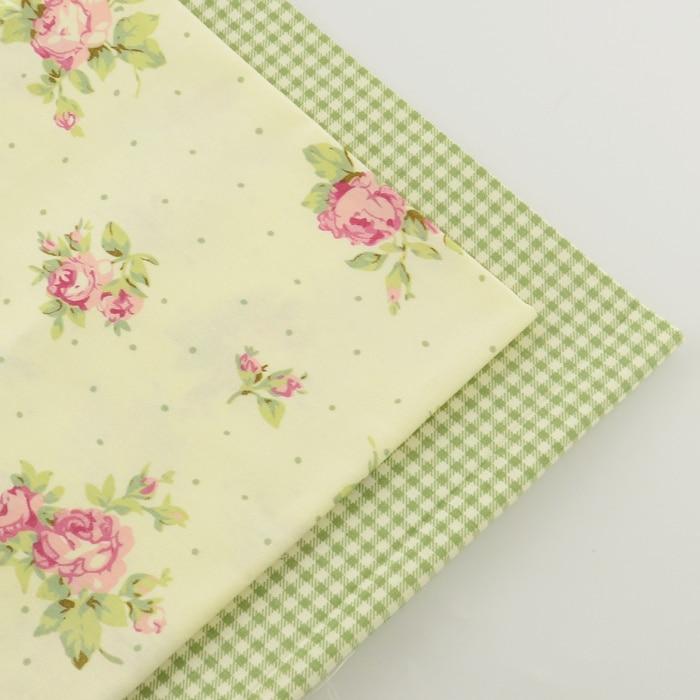 de alta calidad Cuarto gordo Batik paquetes 100/% algodón Acolchado tela artesanal 5 Pack FQ