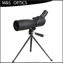 20-60X60 Spotting Monocular Telescopes Scope With Long Distance Nitrogen Filled Spotting Scopes with Portable Tripod Scope(China)