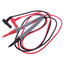 1 Pair Universal 20A 1000V Probe Test Leads Pin for Digital Multimeter Meter Tester Lead Probe Wire Pen Cable