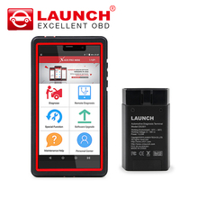 Launch X431 Pro Mini with bluetooth/wifi function 2 years free Online update same as pros mini powerful than X-431 diagun III(China)