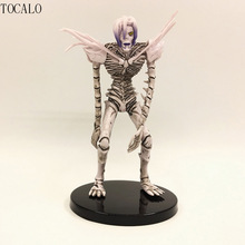 2 Types Death Note Deathnote Ryuk Ryuuku Rem 18cm-15cm Statue Figure Toy Loose New X'mas with Opp Bag