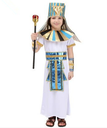 prince costume egypt costume for boy egypt costume for kids carnival costume arab cosplay clothing for children arab clothes