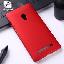 Oil-coated Matte Hard Protective Phone Case for Asus Zenfone 5 Case zenfone5 A501CG T00J A500CG A500KL 5.0 inch Slim Phone Cover