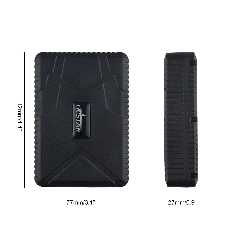 GPS Tracker LK209B with magnet for Vehicle,Long battery life 10000mAh,With Box