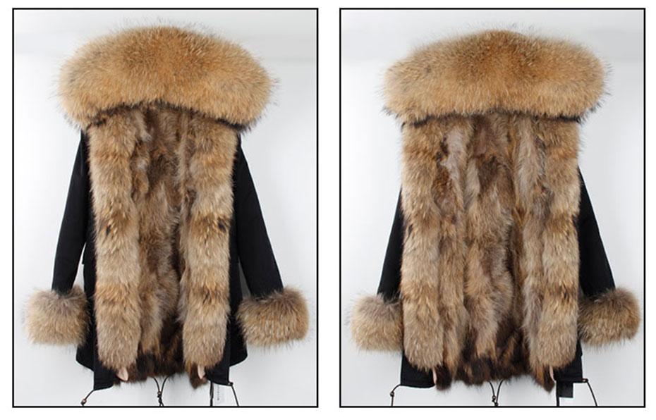 Hooded Fur Parka (10)