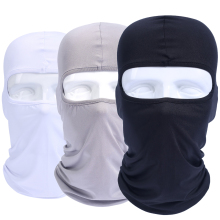 New Protection Tactical Paintball Military Army Airsoft Lycra Balaclava Headwear Motorcycle Bicycle Helmet Liner Full Face Mask