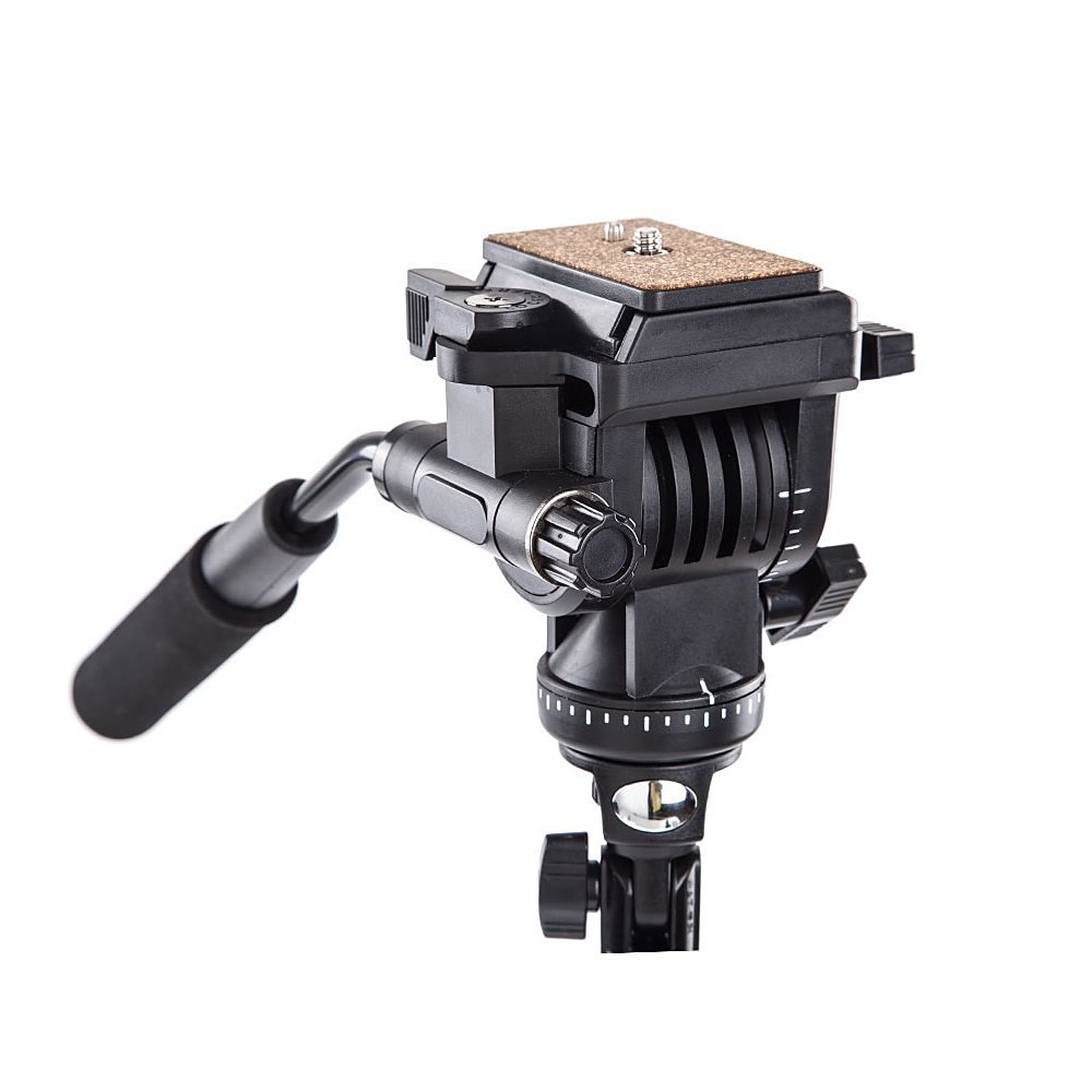 YUNTENG-YT-930-Heavy-Duty-Camera-Tripod-Ball-Head-with-2-Quick-Release-Plates-for-Canon