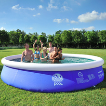 Large Adult Infant Inflatable Swimming Pool Child Ocean Pool Plus Size Large Plastic Children Kids Swimming Pools Eco-friendly(China)