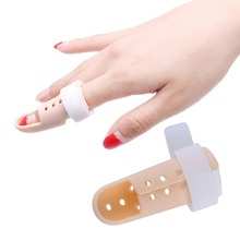 New Arrival Plastic Mallet Finger Splint Joint Support Brace Protection Pain Relief New Top Quality