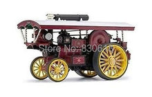 CORGI Vintage Glory Fowler & Burrell Showmans Steam Road Locomotives 1:50th(China)